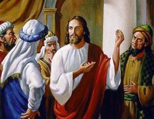 dajte caru carevo, a Bogu božije
