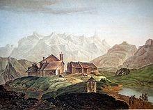 Na Gotthardu
