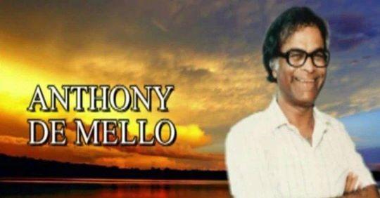 Anthony de Mello - Zbirka nagaznih mina