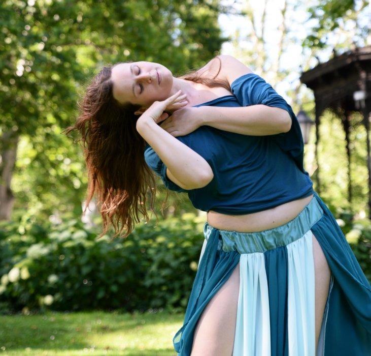 Tečaj osnova orijentalnog plesa
