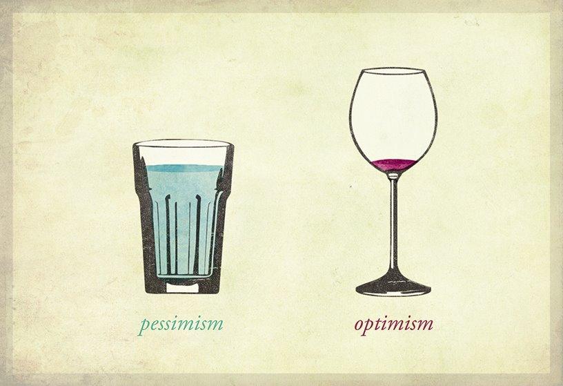 Dobri i loši ... optimisti i pesimisti ...