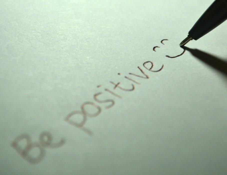 Budi pozitivan, širi pozitivu...