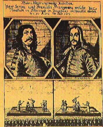 Pamćenje vremena...30. travanj 1671.