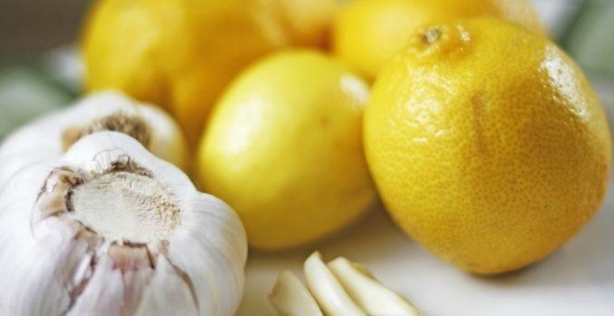 Lijek starih monaha za cijelo tijelo: Limun i bijeli luk čine čuda!