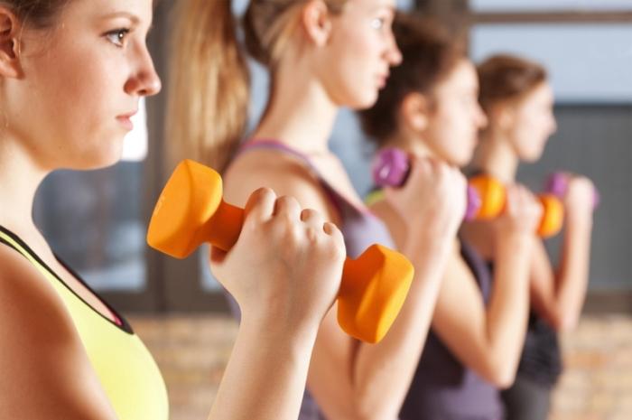 Krvna grupa i vježbanje