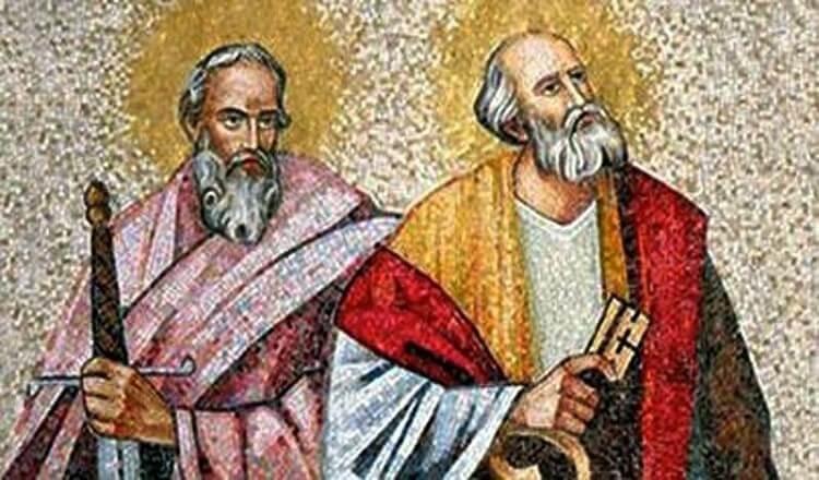Crkva slavi blagdan sv. Petra i Pavla, učitelje života!