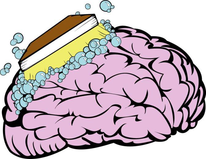 Ispiranje mozga