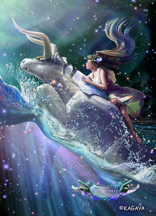 Bik - mitologija