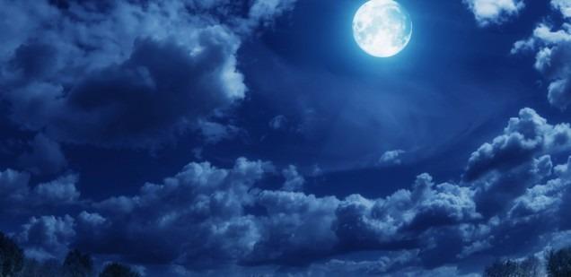 Pun je mjesec...