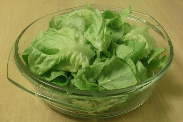 Zelena salata lijek za mnoge bolesti, a odlična i za mršavljenje