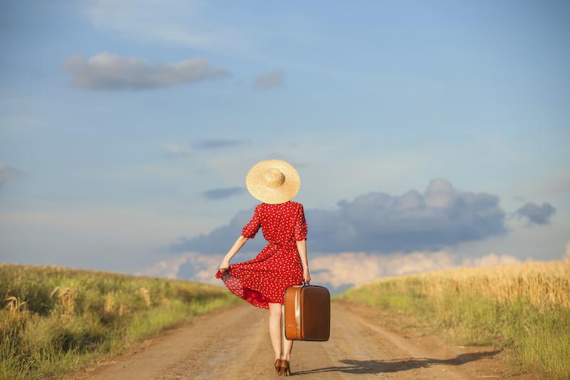 ...ako te život navede na pogrešan put ; ne dozvoli sebi da misliš da je čitava cesta - pogreška!