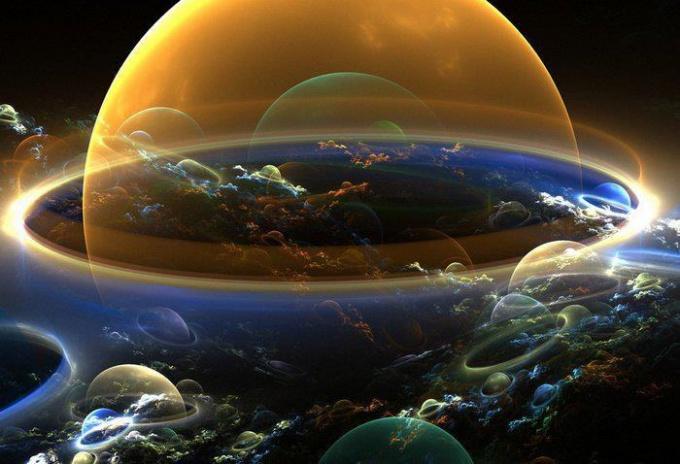 Ovaj lokalni svemir stvorili su Bogovi Kreatori