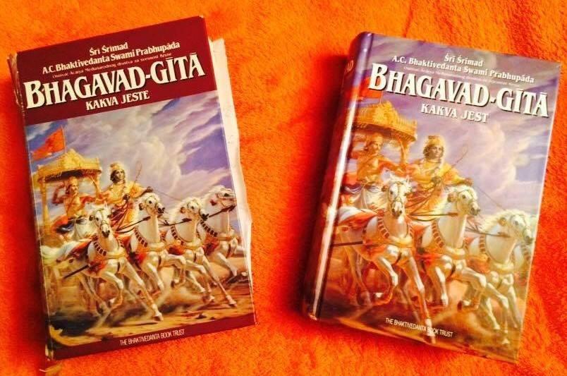 BHAGAVAD - GITA (KAKVA JEST)