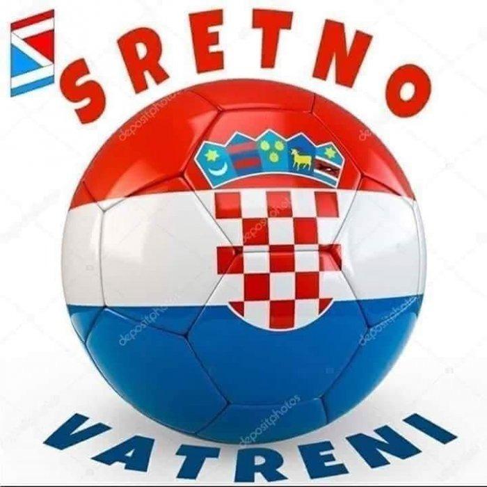 Sretnoooo Vatreni...:)))