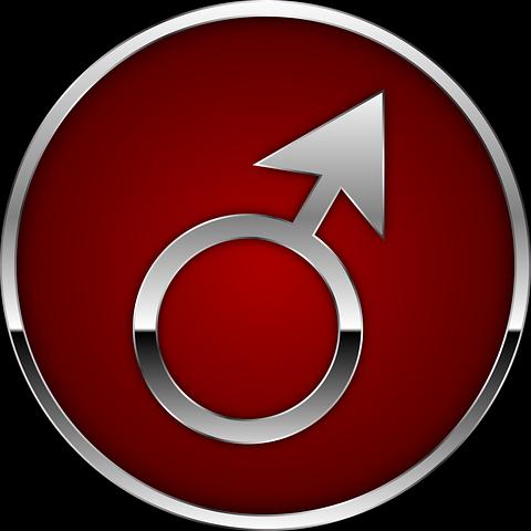 Mars - simbol