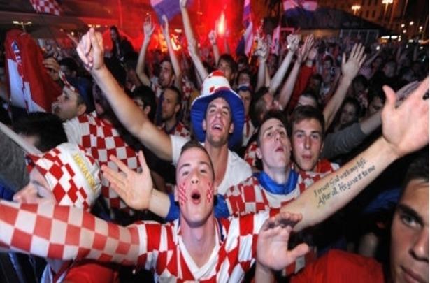 OPREZ, LJUDI! 'Gledala sam utakmicu u kafiću i čula nešto zastrašujuće protiv Hrvata!'