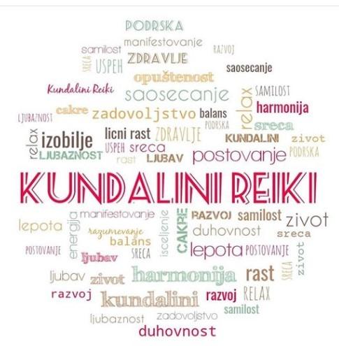 Kundalini Reiki Prakticar - Lidija Mihailovic