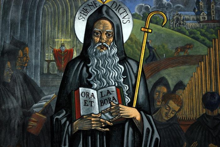Sv. Benedikt – duhovni velikan i jedan od otaca zapadne kulture