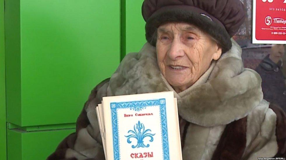 Baka čije su bajke istopile ruska srca