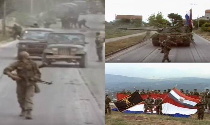 NA DANAŠNJI DAN POČELA JE OLUJA: Za samo 84 sata Hrvatska vojska oslobodila je petinu okupiranog teritorija