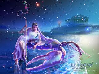 Rak - mitologija