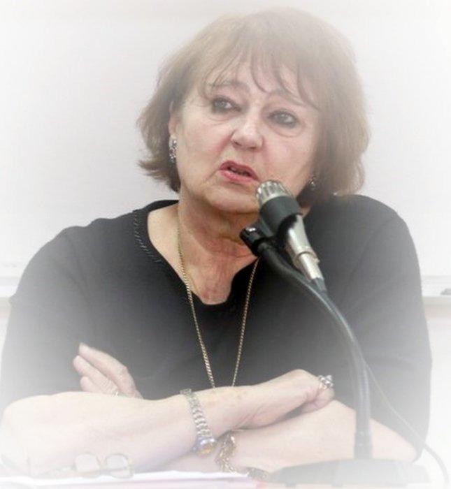 Posljednje zbogom našoj dragoj Vesni Krmpotić