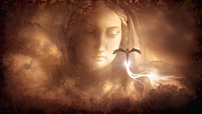 OPASNA PRAKSA - Anđeli ili demoni? — dobro pazi čije ime zazivaš!