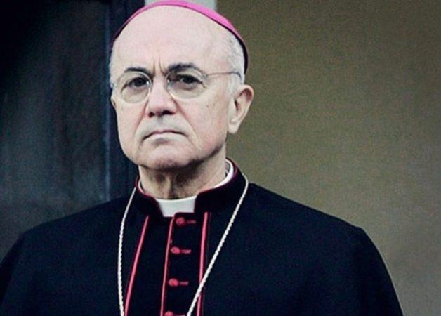 APSOLUTNO RASKRINKAVANJE: Cijelo pismo mons. Viganòa koje je izazvalo skandal u crkvi!