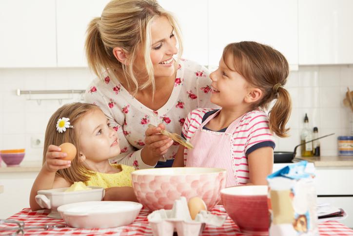 Zašto je Bog stvorio mamu ? - anketa djece u vrtiću