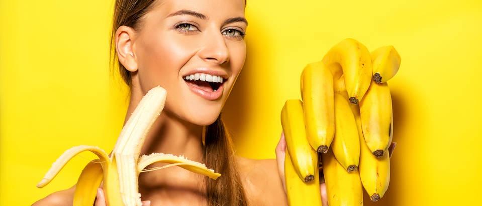 Probudili ste se loše volje? Pojedite bananu (i još 5 razloga zašto jesti ovo voće)