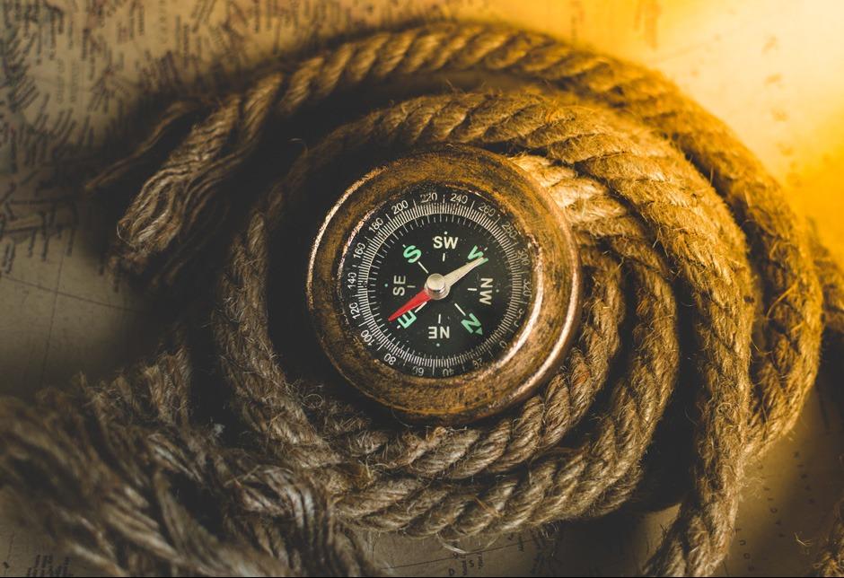 Unutarnji kompas - 315 dan