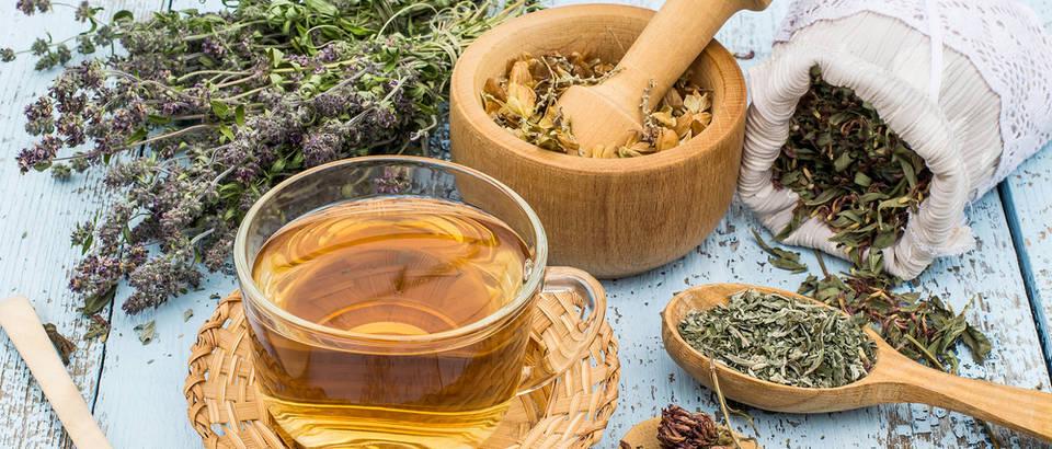 Čaj od lavande - pomaže kod prehlade, želučanih tegoba, nesanice...