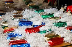 Obitelj i obiteljski odnosi nekada i sada - Božićni pokloni, božićni gost (položaj), svileni bomboni...