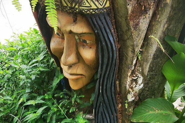 Kako pobogu netko od dvadesetak godina može bit šaman?