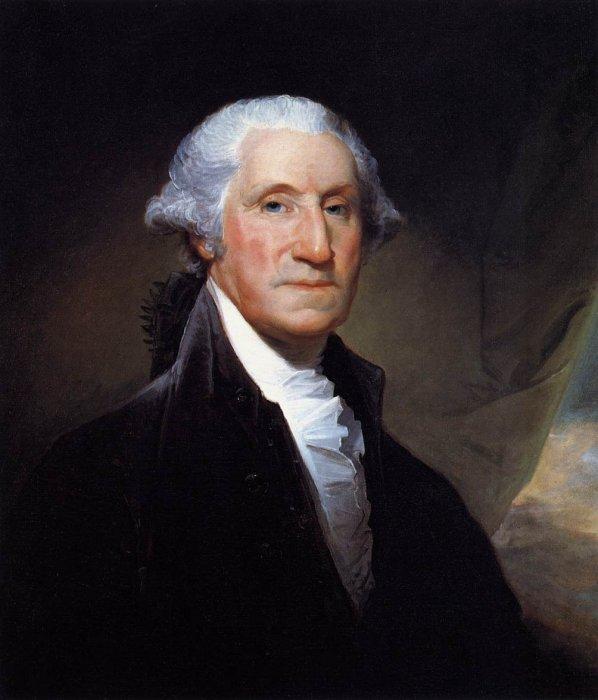 KAKO JE G. WAHINGTON ODBIO KRUNU
