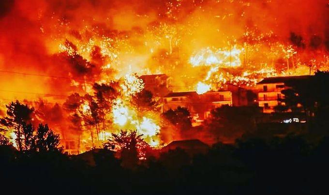 Besplatno tumačenje snova - majena (požar)