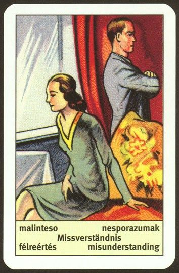 Ciganske karte - Nesporazum