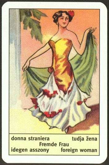 Ciganske karte - Tuđa žena