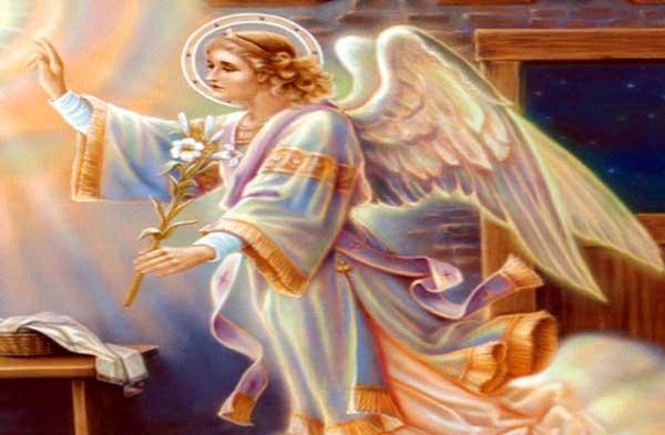 Molitva anđelu Gabrijelu
