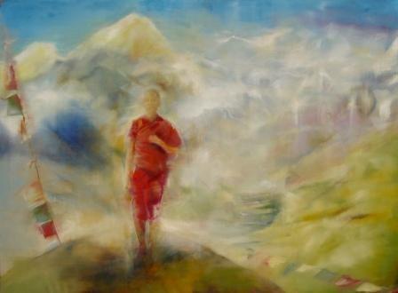 TIBETANSKI BUDISTIČKI OBIĆAJ ZA UMRLE - Praksa o Stotinu Mirnih i Gnjevnih Božanstava