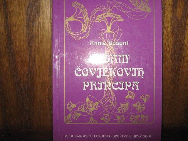 Annie Besant: Sedam čovjekovih principa