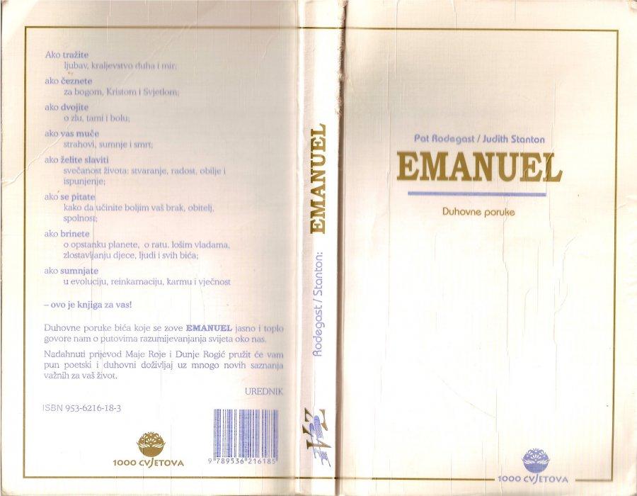 EMANUEL- DUHOVNE PORUKE (Pat Rodegast/Judith Stanton)