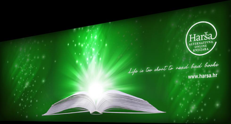 HARŠA poklanja Magicusu 10 knjiga