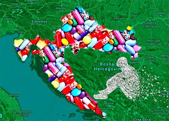 NADROGIRANA' NACIJA: Lijekove za smirenje svaki dan uzima 10 posto stanovništva, a ovo je tek početak!