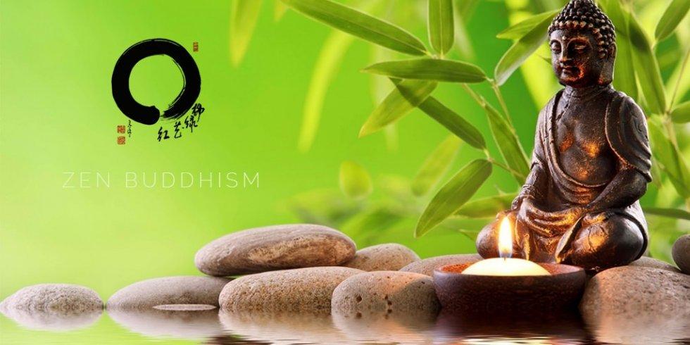 PUT ZENA - Mahajana budizam