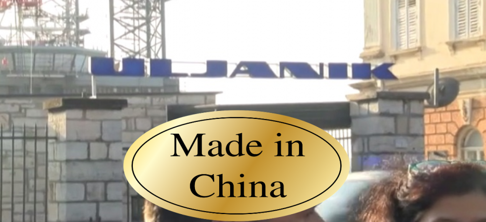 moja zemlja kineska...