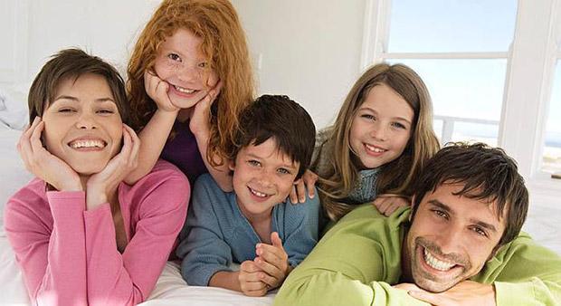 Zdrave obitelji i odnosi