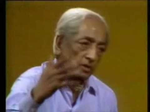 Jiddu Krishnamurti i