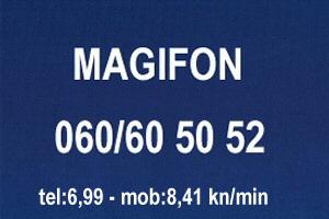 MAGIFON - temeljit uvid u Vašu sudbinu