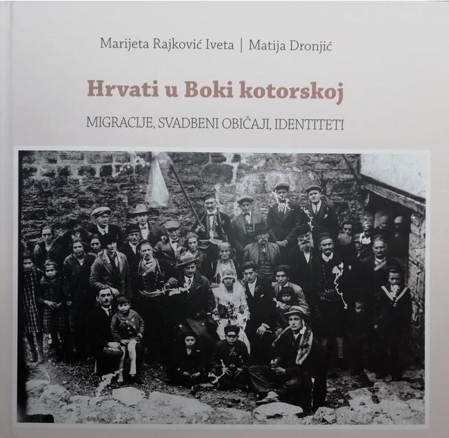 """Predstavljanje knjige """"Hrvati u Boki kotorskoj: Migracije, svadbeni običaji, identiteti"""""""
